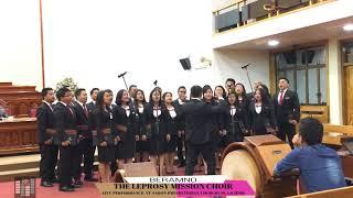 The Leprosy Mission Choir - Beramno & Amen LIVE at Saron Presby. Church
