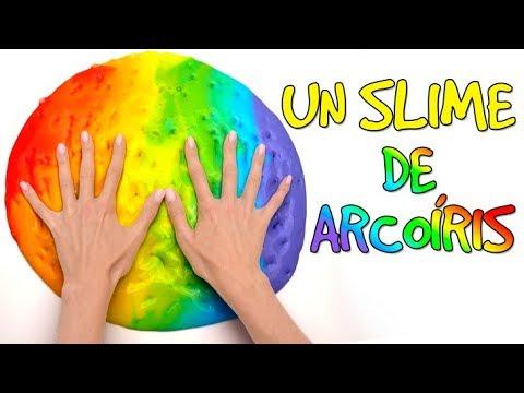 Cmo hacer un Slime Arcoris