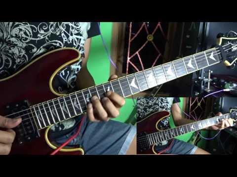 sheilaon7 lapang dada gitar tutorial