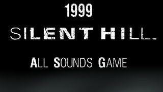 Скачать Все звуки из игры Silent Hill 1999 Последнее видео Размышления