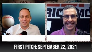 MLB Picks and Predictions | Free Baseball Betting Tips | WagerTalk's First Pitch for September 22