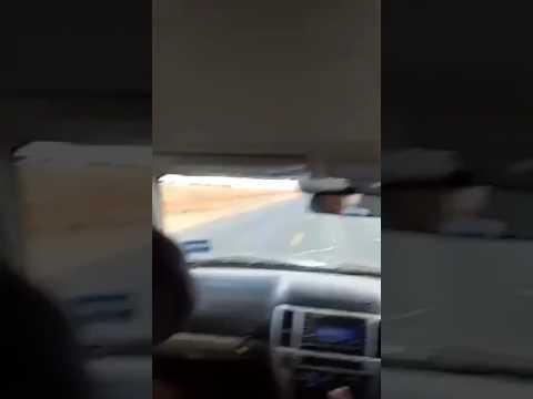 Sgr faster than police car..