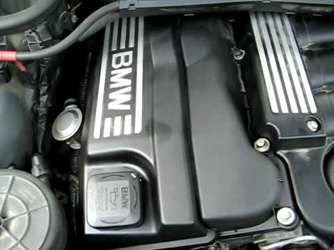 bmw 316i e46 n46 motor noise youtube. Black Bedroom Furniture Sets. Home Design Ideas