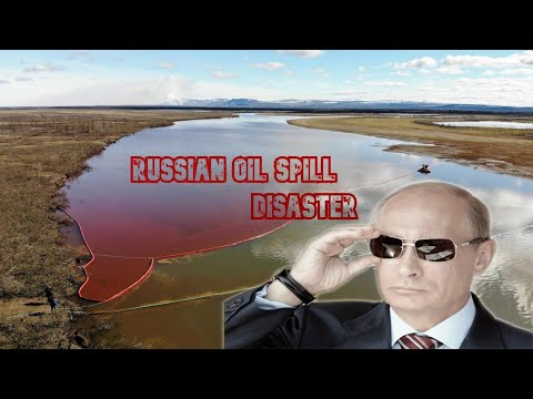 Russia oil spill: 20,000-tonne diesel spill pollutes waterways in Arctic declares state of emergency