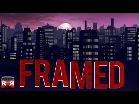 FRAMED (By Loveshack) - iOS - iPhone/iPad/iPod Touch Gameplay
