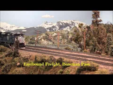 Livingston Model Railroad Club Layout