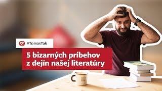 Tomáš tak: 5 bizarností z dejín slovenskej literatúry