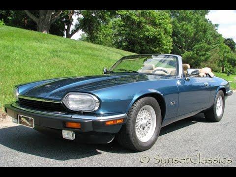inventory info jaguar convertible xjs product