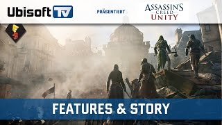 Features & Story in Assassin