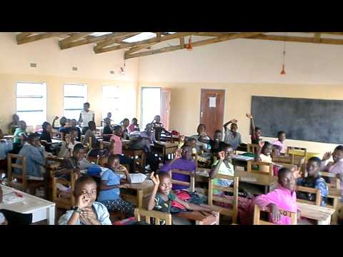 Rural Solar Lighting - Kaseye Girls School Malawi