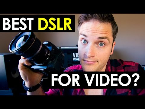 Best DSLR For Video?