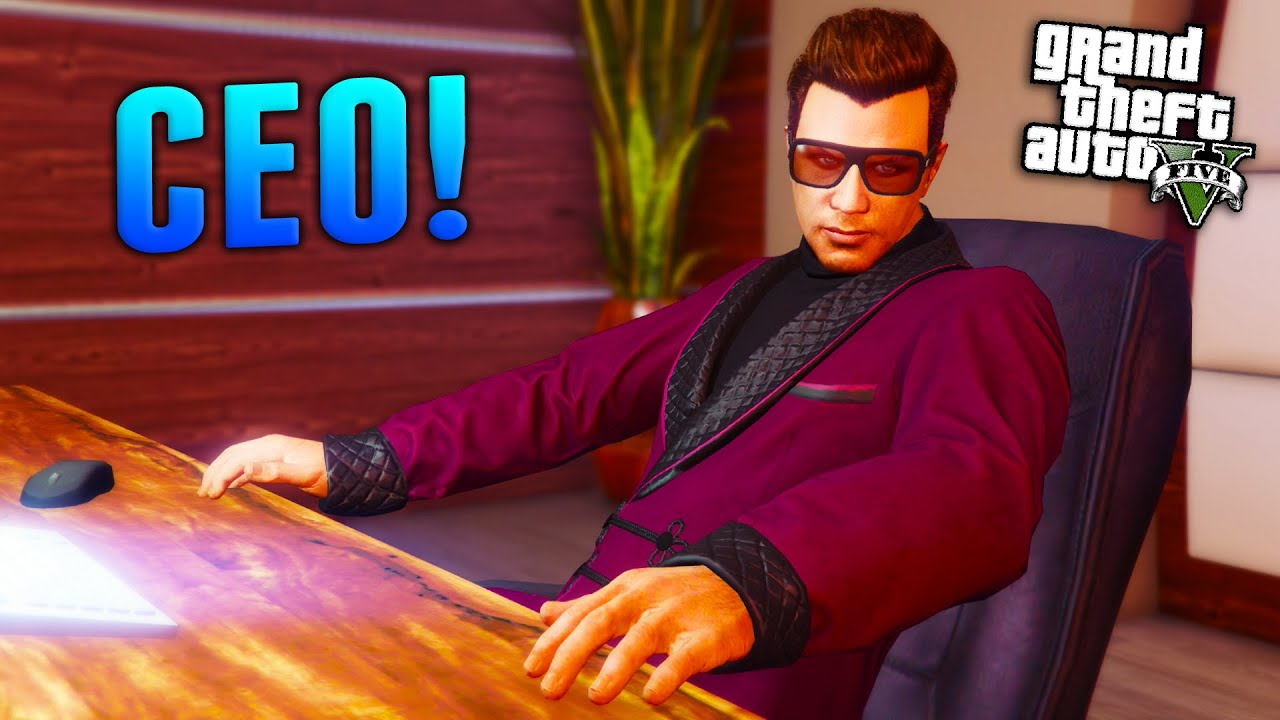 Gta Online How To Become A Ceo Gta  Finance And Felony Dlc Youtube