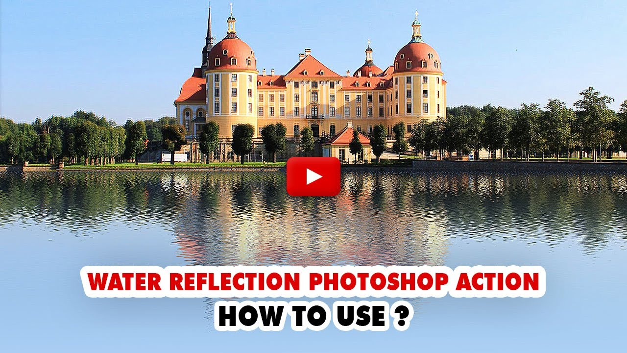 Water Reflection Photoshop Action - Video Tutorial | Mesothelioma Attorney Directory Of Photoshop