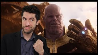 Avengers: Infinity War - Trailer Review