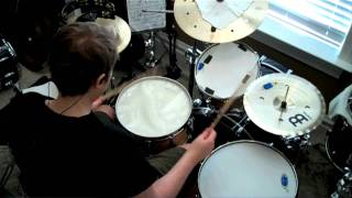 St. Vincent - Save Me From What I Want (Drum Cover)