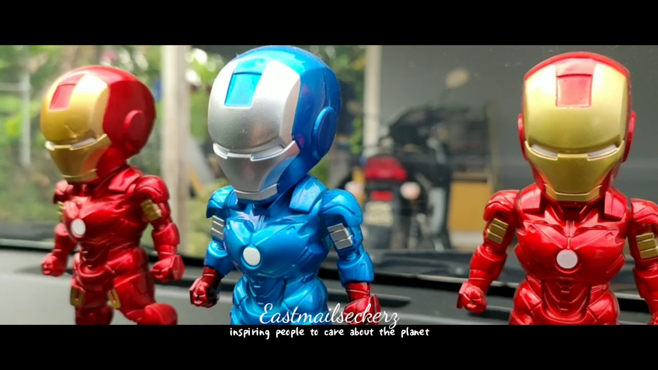 ironman dance  youtube