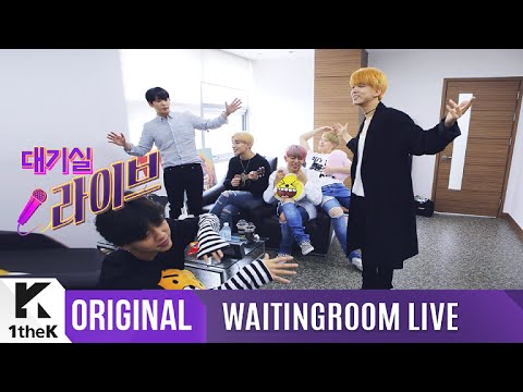 "WAITINGROOM LIVE: B.A.P(비에이피)_A Waitingroom? Or a club? B.A.P's Newest Song ""That's My Jam """