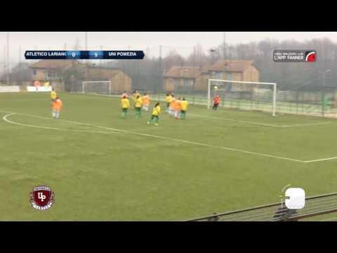 Atletico Lariano 0 - 13 Uni Pomezia | C Fem. - 13^ | Highlights