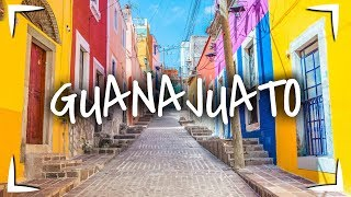 Guanajuato City ►  Things to do, Where to Eat 🔴Mummies, castles and mines