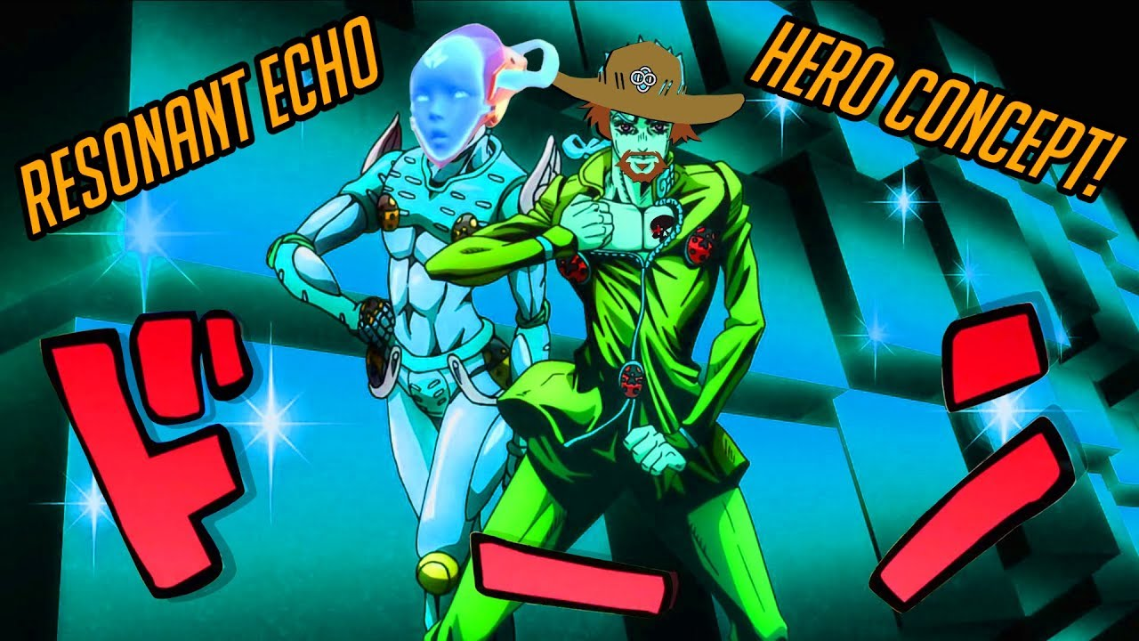 Download Overwatch | Echo Support Hero Concept! [1/5] Resonant Echo, the Sonic Stand! [Blizzcon New Hero 32?]