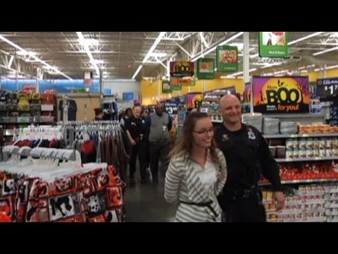 Why Walmart Employees Got To Vote On Which Managers Should Be 'Arrested'