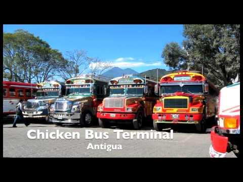 Chicken Bus Gringos - The Route of the Maya, Overseas Adventure Travel