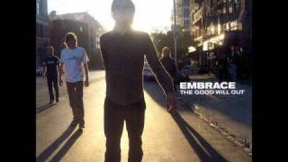 Watch Embrace Now Youre Nobody video