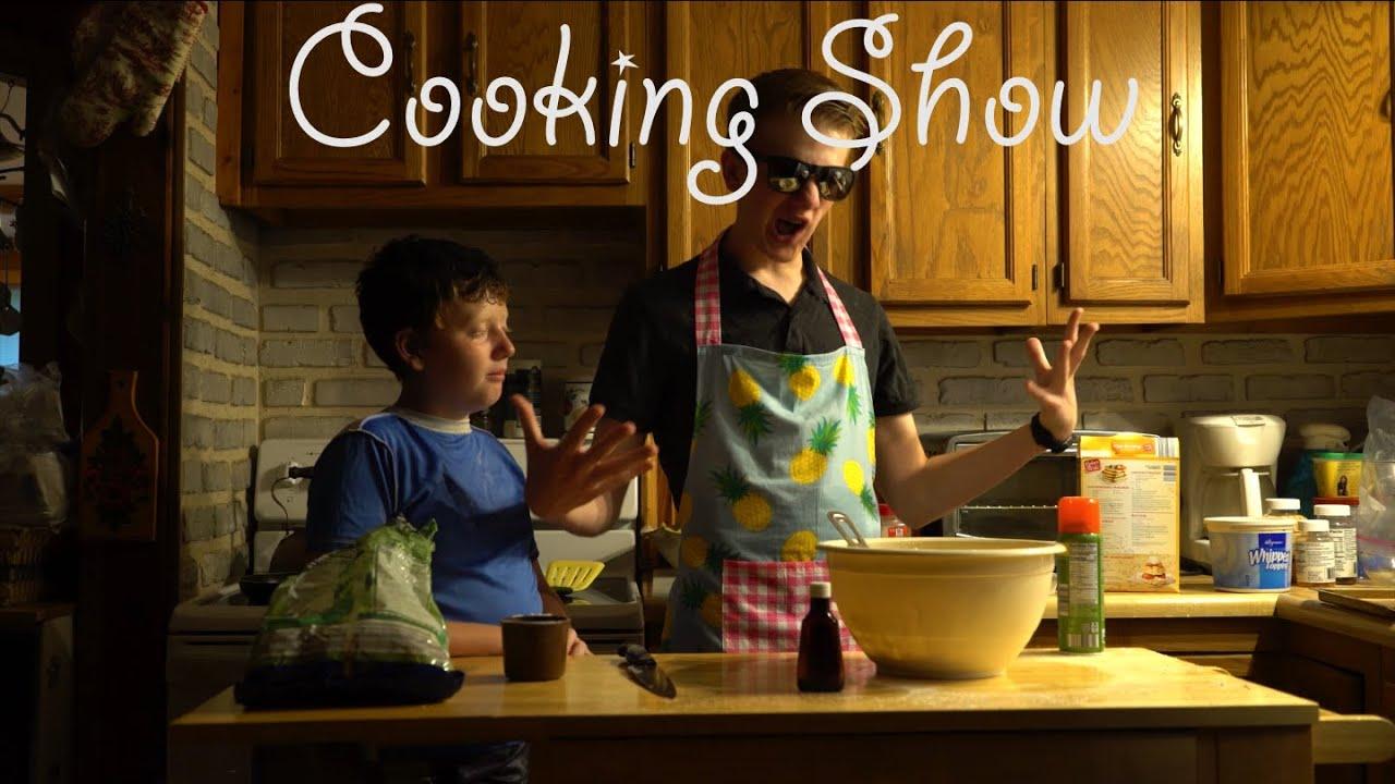 Big gay comedy sketch show cooking