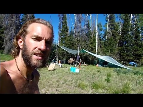 What Happens at a Rainbow Gathering? Experimental Village