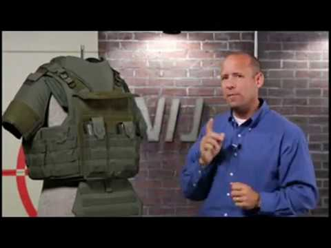Body Armor Video for Officers