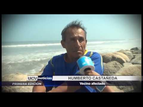 Víctor Larco: Mar de Buenos Aires preocupa a moradores