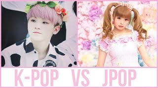 KPOP VS JPOP: DIFFERENCE