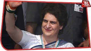 Modi बने चौकीदार तो Priyanka बोलीं- चौकीदार किसानों के नहीं अमीरों के होते है