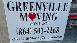 Local movers love Enterprise truck rental Pods in Greenville South Carolina