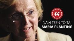 925 Näin teen töitä: Maria Planting, hallituksen puheenjohtaja, E. Ahlström