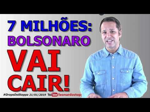 7 MILHÕES do Queiroz já aponta para a queda do Bolsonaro