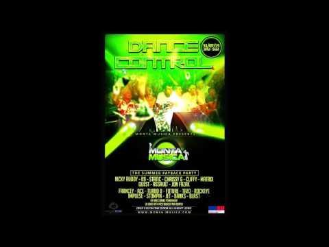 TripleXL Mc Stretch B2B Mc Jet @ Monta Musica Dance Control 31.7.2015
