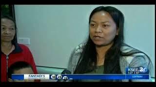 Surprise! - Habitat for Humanity Greater Fresno shocks the Dorn family