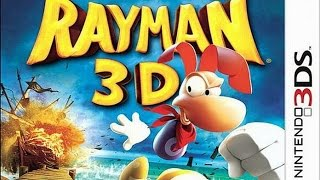 Rayman 3D Gameplay (Nintendo 3DS) [60 FPS] [1080p]