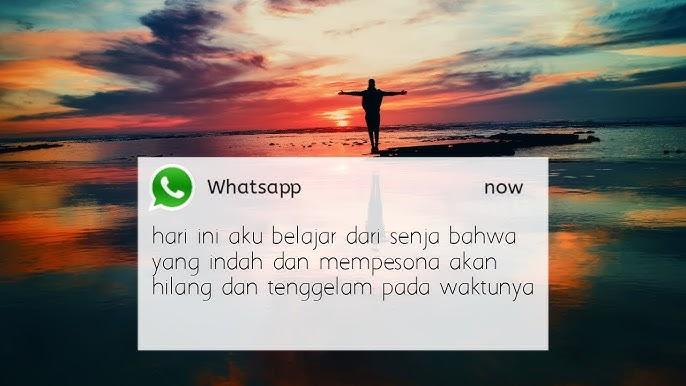 Quotes Caption Bahasa Indonesia Youtube