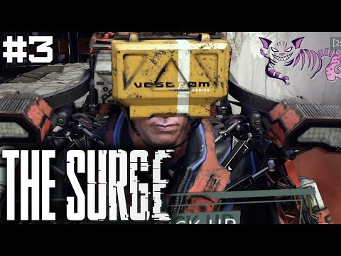 The Surge Walkthrough - Part 3 - Central Production B