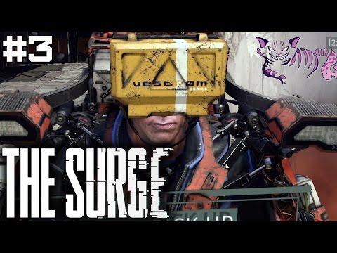 The Surge Walkthrough - Part 3 - Central Production B
