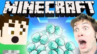 Minecraft - TONS OF DIAMONDS thumbnail