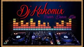 POWER DANCE MIX VOL 290 EURODANCE MARTIK-C 2015-2016