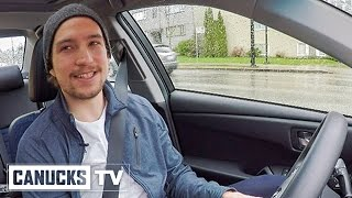 Sven Baertschi - Canucks in Cars