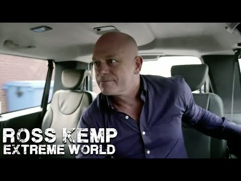 Ross Visits Northern Ireland's 'Peace Walls'   Ross Kemp Extreme World
