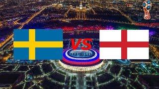 MM-Kisat 2018 Fifa 18 | Osa 31 Ruotsi vs Englanti