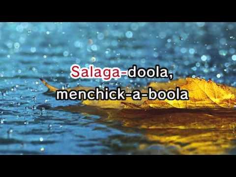 Cinderella - Bibbidi-Bobbidi-Boo  (Karaoke and Lyric Version)
