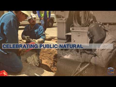 Natural Public Gas Week #1