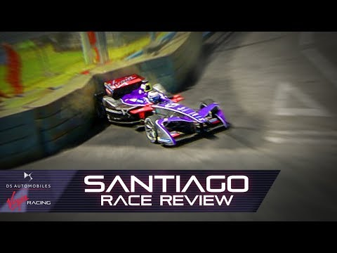 Spins In Santiago... (Race Weekend Review)